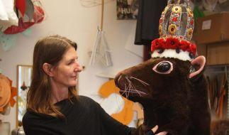 Dirndl, Tutu und Helm:Kostüme für Wiener Theater (Foto)