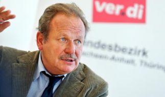 Verdi will möglichst schnell Mindestlohn von 10 Euro (Foto)
