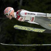 Skispringer Freund feiert in Oslo achten Weltcupsieg (Foto)