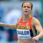 Sailer Achte im WM-Finale über 60 Meter (Foto)