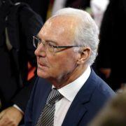 Beckenbauer verteidigt Sammer gegen Kritik (Foto)