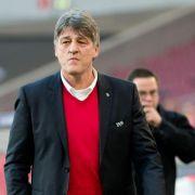 VfB-Präsident Wahler: Trainerwechsel «keine Garantie» (Foto)