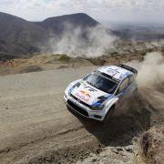 Sieg in Mexiko: Ogier wieder Spitzenreiter in Rallye-WM (Foto)