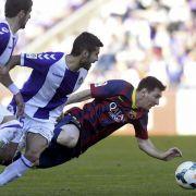 Ära vor dem Ende: Barça im freien Fall - Real siegt (Foto)
