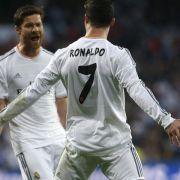 Real nach Sieg gegen Levante weiter Spitzenreiter (Foto)