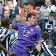 Florenz verliert mit Gomez - auch Kloses Lazio sieglos (Foto)