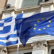Euro-Finanzminister reden über Lage in Griechenland (Foto)