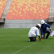 WM-Stadion «Arena da Amazônia» in Manaus eröffnet (Foto)