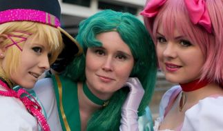 Sailor Moon & Madoka Magica: Cosplayer leben fürs Kostüm (Foto)
