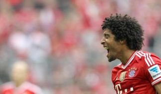 Bayerns Dante von Viertelfinal-Sperre bedroht (Foto)
