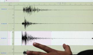 Ein heftiges Erdbeben hat die Westküste der USA erschüttert. (Foto)