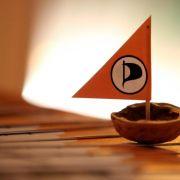 Piratenpartei geht mit Drei-Prozent-Ziel in Europawahlkampf (Foto)