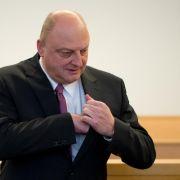 Glaeseker-Prozess soll gegen Geldauflage beendet werden (Foto)