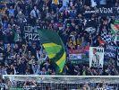 Vorwürfe gegen Juve-Anhänger:Antisemtische Gesänge (Foto)