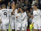 Real Madrids Darbietung entzückt sogar die Gegner (Foto)