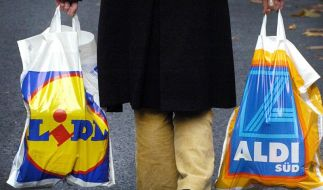 Discount-Riese Aldi gibt bei Lebensmittelpreisen die Richtung vor - Konkurrenten wie Lidl und Rewe müssen zähneknirschend nachziehen. (Foto)