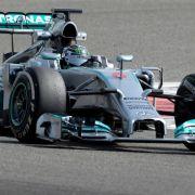Die Teams der Formel 1: Mercedes AMG (Foto)
