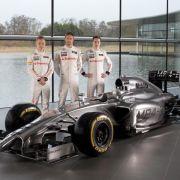 Die Teams der Formel 1: McLaren Mercedes (Foto)