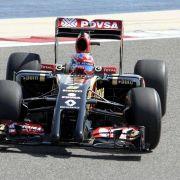 Die Teams der Formel 1: Lotus (Foto)