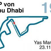 Der Große Preis von Abu Dhabi (Foto)