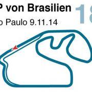 Der Große Preis von Brasilien (Foto)