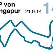Der Große Preis von Singapur (Foto)