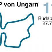 Der Große Preis von Ungarn (Foto)