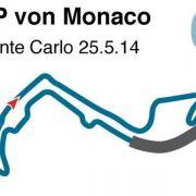 Der Große Preis von Monaco (Foto)