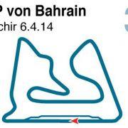 Der Große Preis von Bahrain (Foto)