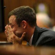 Pathologe spricht, Pistorius bricht (Foto)