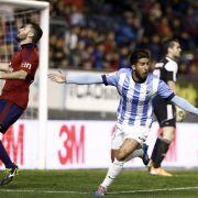 Wichtiger Sieg für Schuster mit FC Málaga (Foto)