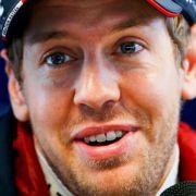 Vettel trotz Technik-Sorgen weiter entspannt (Foto)
