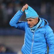 St. Petersburg entlässt Trainer Spalletti (Foto)