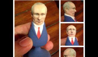 So sieht der Putin Butt-Plug aus. (Foto)