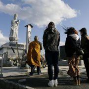Japan gedenkt der Opfer der Katastrophe von 2011 (Foto)