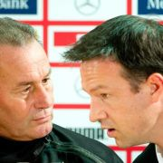 VfB-Sportvorstand Bobic unter Beobachtung (Foto)