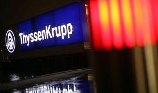 Schienenkartell: ThyssenKrupp gibt Gleistechnik auf (Foto)