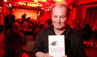 «Schluckspecht» - Bekenntnis von Peter Wawerzinek (Foto)