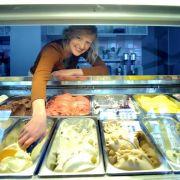Neue Eis-Saison bringt Birne mit Parmesan (Foto)