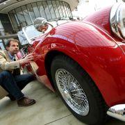 Porsche oder VW-Bus: Oldtimer locken als Geldanlage (Foto)