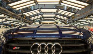Audi verdient weniger Geld (Foto)