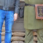 In Uniform zum Geldsegen: Berlins falsche Soldaten (Foto)