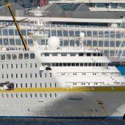 Krim-Krise: Kreuzfahrt-Reedereien planen bislang kaum um (Foto)
