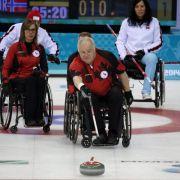 Curling-Opa Armstrong: WM-Titel und fast Gefängnis (Foto)