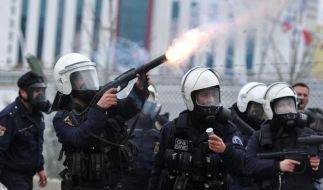 Demonstrationen nach Tod von 15-Jährigem in der Türkei (Foto)