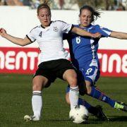 Nationalspielerin Maier erleidet Kreuzbandriss (Foto)