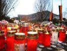 Fünf Jahre danach: Weiße Rosen für Opfer von Winnenden (Foto)