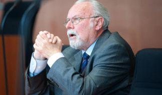 Ex-Verfassungsschutzdirektor als Zeuge im NSU-Prozess (Foto)