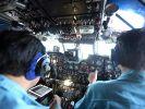 Der Flug MH370 der Malaysia Airlines mit 239 Menschen an Bord war am Samstagmorgen nach dem Start in Kuala Lumpur vom Radar verschwunden. (Foto)