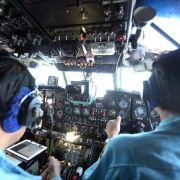 Feierte der Copilot ausgelassen im Cockpit? (Foto)